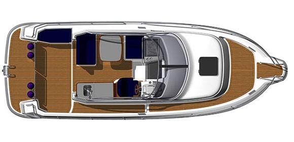 Nimbus Boats, Nimbus 27 Nova S