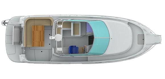 Nimbus Boats, Nimbus 31 Nova S