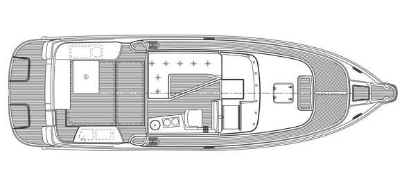 Nimbus Boats, Nimbus 34 Nova