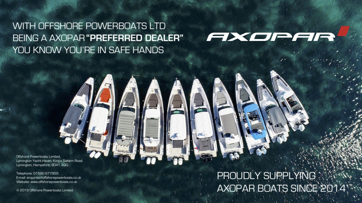 "AXOPAR ""Preferred Dealer"""