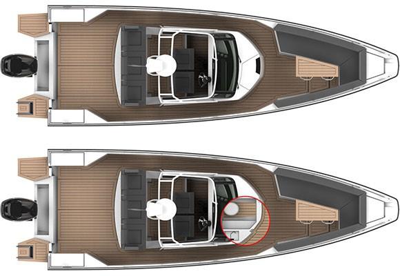 Axopar Boats, Axopar 28 Open