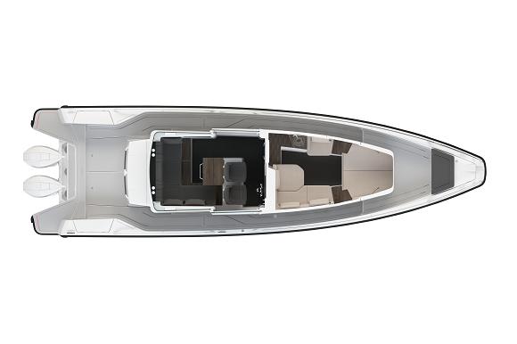 Axopar Boats, Axopar 37 XC