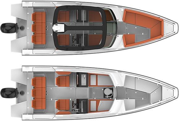 Axopar Boats, Axopar 24 T-Top