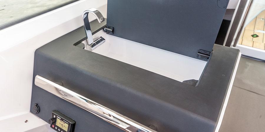 Axopar 24 TT Sink