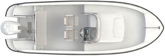 Nimbus Boats, Nimbus 21 Nova