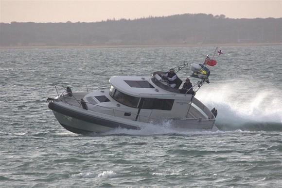 Paragon 31 Flybridge 2010 - Offshore Powerboats