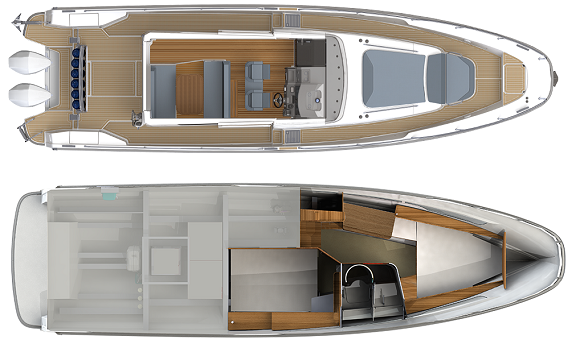 Nimbus Boats, Nimbus Commuter 11 (C11)