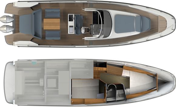 Nimbus Boats, Nimbus Tender 11 (T11)