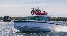 Axopar 37 XC Cross Cabin 2021