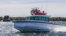 Axopar 37 XC Cross Cabin 2021 – June